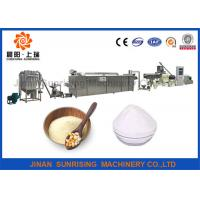 Quality Textile Paper Industry Corn Starch Manufacturing Machinery Production Line Full Automatic wholesale