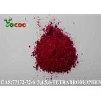 Quality Red crystal Diagnostic Reagents 3,4,5,6-Tetrabromophenol Sulfonephthalein wholesale