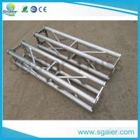 China Used aluminum truss 400x400 system roof truss , truss stage , light truss on sale