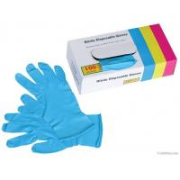 Medical Nitrile glove powdered/Powder free surgical Nitrile glove/Nitrile