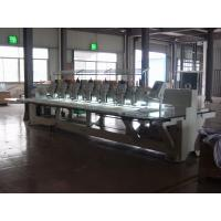 Quality High Speed 9 Needles 6 Head Embroidery Machine For Wedding Dress wholesale