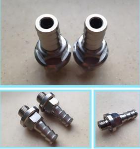 Quality High precision cnc machining titanium medical equipment partstita wholesale