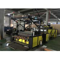 Quality Three Layers Plastic Air Bubble Film Making  Machine With LDPE Raw Material Model wholesale