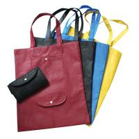 Quality eco non woven folding bag for shopping wholesale