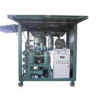 Quality Rexon Dielectric Oil Filtering Unit, oil filter, Weather-Proof (Enclosed Type) Transformer Oil Purification Machine wholesale