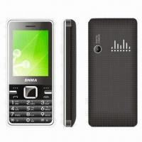 Quality GSM Phones/GSM Double-frequency Dual-SIM Mobile Phones, 1,100mAh Battery wholesale