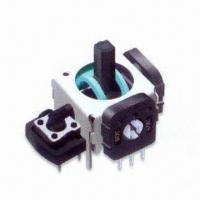 Quality 50V AC Slide Potentiometer with 0.0125W Rated Power and 50V AC Voltage for Special Use wholesale