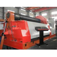 Quality 4 Rollers CNC Hydraulic Rolling Machine Prebend Ends of Steel Plate for Getting Best Joints wholesale
