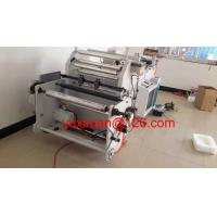 Cheap Automatic Food Packaging Plastic Bag Making Machine with Middle Sealing for sale