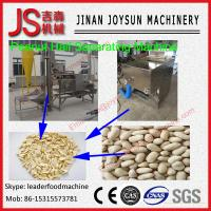 Quality Gray Stripper Peanut Half Separating Machine Stripper 2.2kw / 380v wholesale