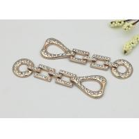 Quality Decorative Womens Boot Chains , Shoe Chain Accessories Easy To Put On / Take Off wholesale