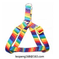 China Print sublimation heat transfer Pet Collars And Leashes Cat Harness For Wholesale on sale