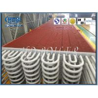 Buy cheap ISO / ASME Passed Mechanical Condensing CFB Boiler Economizer Heat Exchanger from wholesalers