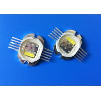 China Integrated RGBWA Led RGB Chip , 30W High Power Multi-color LED Chips on sale