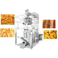 Quality Chocolate Food Packing Machine 220V / 380V Input Voltage Z Type Hoist wholesale