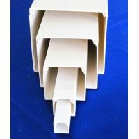 Quality Non - conductive Installation PVC Cable Ducts, cable sleeve of 25 x 25mm wholesale
