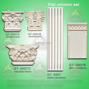 Quality Popular pu plane Roman pillar wholesale
