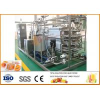 Quality Complete Concentrated Apricot Paste Making Machine Processing Line wholesale