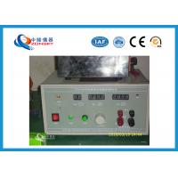 Quality Semiconductor Volume Resistivity Testing Equipment 23 ± 2 ℃ Ambient temperature wholesale