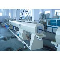 Quality Steel Wire Reinforcing PVC Pipe Extrusion Machine in china  for sale wholesale