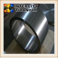 OEM foundry customized  titanium forged disc/disk from China manufacturer