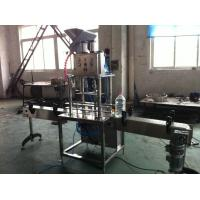 Quality 5L / 10L Linear Drinking Water Bottle Filling Machine For Shaped Bottles , 1000bph wholesale