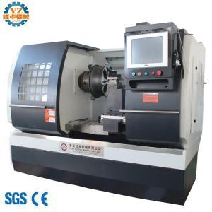 China Alloy Wheel Refurbishment and Repair CNC Lathe Machine With digitizer Probe on sale