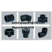 Cheap Hdpe Pipe Fittings For Water Oil Gas Pe100/80 Pipe