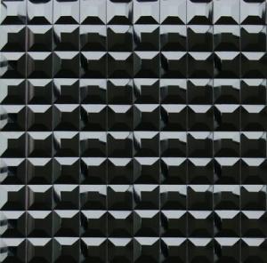China new design cheap glass mosaic