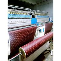 Quality Safe Digital Embroidery Machine , Leather Embroidery Sewing Machine Computerized wholesale