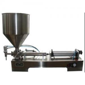 Quality Single-head  semi automatic Paste Filling Machine(ointment filling machine, cream filling machine) wholesale