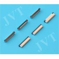 0.5mm pitch 10 pin ZIF FPC Electrical connector for PCB Board Connector with 180 Degree 1.5mm Height SMT type
