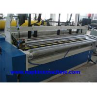Quality 3 Phase Coloured Toilet Tissue Making Machine Form Jumbo Roll 1800mm - 3500mm wholesale