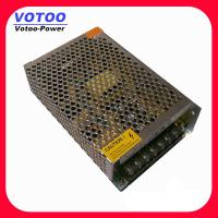 Cheap LED CCTV AC Switching Power Supply 12V 150W , AC DC Regulated Power Supply for sale