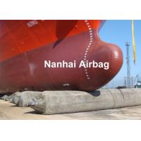 Quality Marine Rubber Pneumatic Air Bags For Ship Launching Lifting / Ashoring / Salvage wholesale