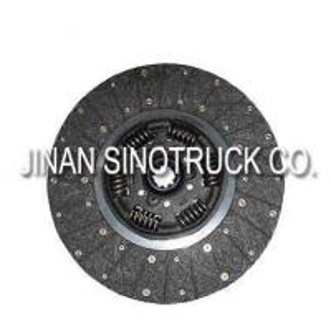 HOWO SINOTRUK parts  WG1560161130 Clutch Disc