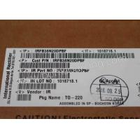 Quality 200V 43A 3.8W 300W Mosfet Power Transistor IRFB38N20DPBF N- Channel SMPS MOSFET wholesale