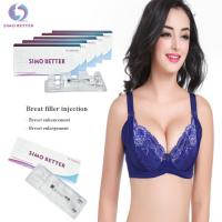 China Injectable Hyaluronic Acid Breast Filler Optional Capacity With Prefilled Syringe on sale
