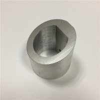 Quality customized cnc turning stainless steel parts milling drilling custom aluminum cnc round tube parts wholesale