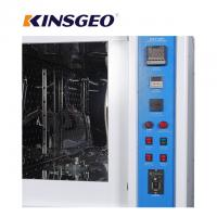 Quality 225L Stainless Steel Plate SUS304 Three Box Temperature Humidity Thermal Shock Test Chamber wholesale