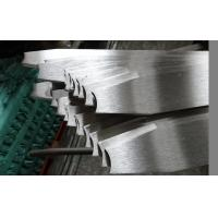 Quality Construction 316 304 310s polished 6m length of Stainless steel flat bars cold rolled wholesale