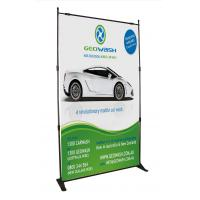 Quality Advertising Outdoor Adjustable Banner Stands Digital Printing Heavy Duty wholesale