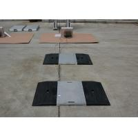 Buy cheap Ultra Low Truck Weigh Scales 20t 50 kg Accuracy Dynamic Portable Axle Weighing from wholesalers