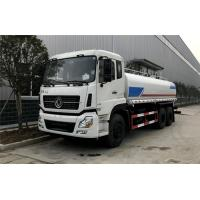 Quality Dongfeng Water Tanker Truck 20000 Liters 6x4 5000 Gallon Q235 Carbon Steel wholesale