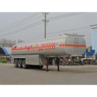 Quality 41.2 CBM Chemical liquid semi-trailer for delivery ethyl alcohol CLW9402GHY wholesale