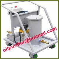 Quality Portable Oil Purifier, Hand Held Industrial Oil Filter Machine, oil treatment,Oil Impurity Filtration Plant Manufacturer wholesale