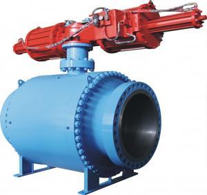 Quality Actuator Valve Hydraulic Operated Valve Precise Adjustments wholesale