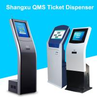 Cheap Banking/Hospital Queue Number Ticket Machine For Queuing System for sale