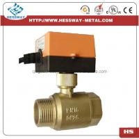 Quality Low Voltage DC5V with Encryption Two Way Electric Ball Valve wholesale