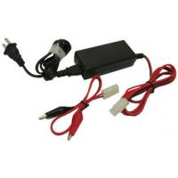 Quality 12.6V 1A Lithium Polymer Battery Charger With Auto Detecting wholesale